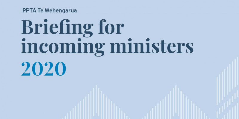 2020 Briefing for incoming ministers Page 01