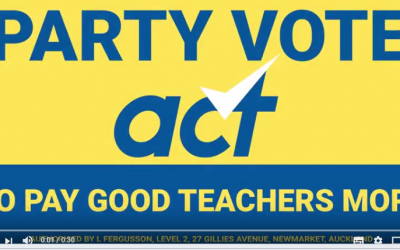 Party vote Act