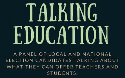 talking education