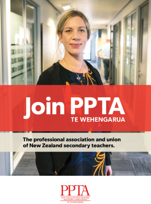 Join PPTA flyer