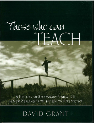 "Cover of ""Those who can Teach"""